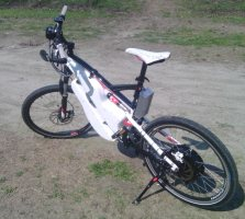 Elektro Specialized electric bicycle