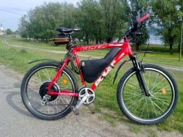 Electro Viper bicycle pictures gallery